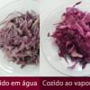 Vegetais mais saudáveis: crus ou cozidos?