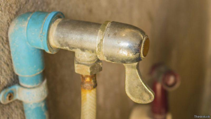 Bairro próximo à Cidade do Cabo fez enorme economia de água ao reformar encanamento. Foto: Thinkstock