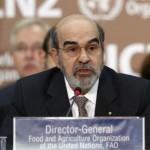 Falta d'água ameaça segurança alimentar no Brasil, diz chefe da FAO