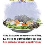A fragilidade da Anvisa X o uso indiscriminado de agrotóxicos no Brasil