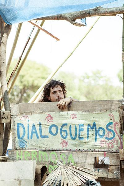 Morador pede diálogo