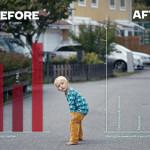 O efeito dos orgânicos em família sueca