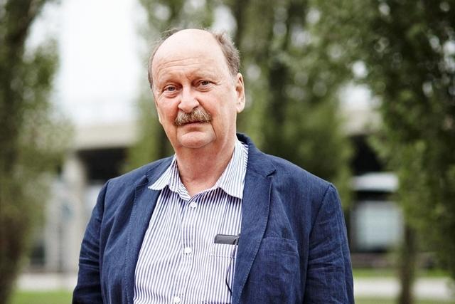 Prof. Edzard Ernst é crítico severo das deitas detox - Foto Florian Generotzky