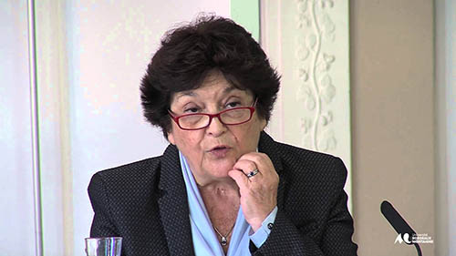 Monserrat Jufresa, catedrática de Filologia Grega. Foto: Divulgação