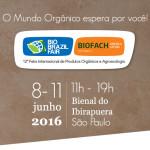 Vem aí a 12ª Bio Brazil Fair 2016