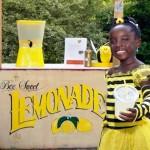 A menina de 11 anos que criou uma limonada para salvar abelhas