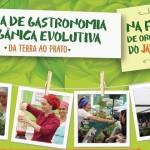 Feira de gastronomia orgânica – Da terra ao prato