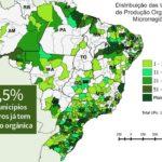 Agricultura orgânica já ocupa mais de 1.200 cidades em todo o país