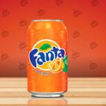 Você sabia que refrigerante de laranja é feito com maçã?
