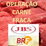 """Extra! Escândalo criminoso: JBS , BRF e outras empresas de alimentação vendiam """"carne podre"""" aos brasileiros e também exportavam no mercado internacional"""