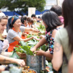 Banquetaço em 22 estados reuniu milhares pela manutenção do Consea e da comida de verdade
