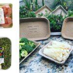Extra e Pão de Açúcar trocam bandejas de isopor por material biodegradável